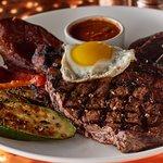 $14.99 Rib Eye Steak Churrasco