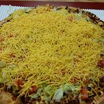 Large Taco Pizza