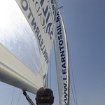 Pondering a career in sails