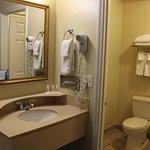 Standard Two Queens Bathroom