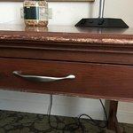 Marred Desk
