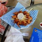 Generous shrimp