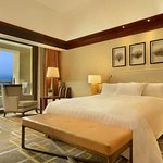 Hilton Qingdao Golden Beach Foto