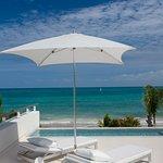 Beach Front Casita Infinity Pool