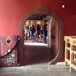 Big Wood Brewery - Fun Doorway