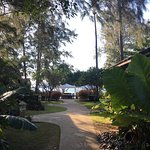 Amazing,clean bungalow. Just few meters from beach