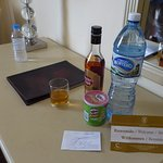 free drinks including Havana rum