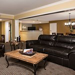 Treat Yourself to Spacious Lodging in our Parlor Suites