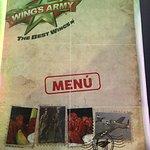 Wings Army Foto