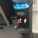 water machine in Gym
