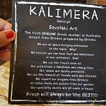 About Kalimera