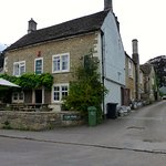 Neeld Arms Inn with plenty of parking at rear of premises