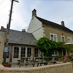 Neeld Arms with extra dining area to side of original Inn