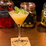 Sutton's Pear Martini