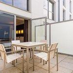 Terrasse Chambre Prestige