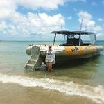 Ocean Safari inflatable