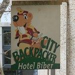Foto di City Backpacker Hotel Biber