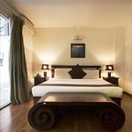 Deluxe Suite / 1 BHK - Guests have often commented how spacious and nice it is for families.