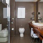 Baño Habitación Premium Hotel Font d'Argent Pas de la Casa 4*