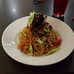 Flat Iron Steak Stir Fry (Specials Menu)
