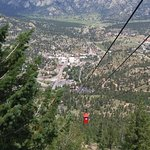 View from top of Estes Park Tramway