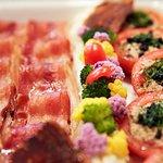 Comida variada y de calidad en el Hotel Arka 4*