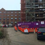 Photo de Premier Inn Birmingham Broad Street (Canal Side) Hotel