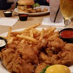 Large Fried Oysters