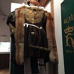 """Stunning Find! original costume from BBC drama """"The Six Wives of Henry VIII"""", worn by Keith Mich"""