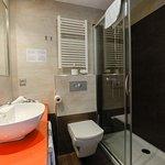 Baño habitación doble Interior