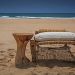Restaurant - beach bed