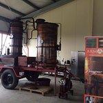 Alambic de distillation