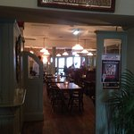 the dining room - tables or booths available