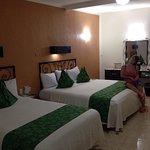 Hotel Maya Tulipanes Palenque Foto