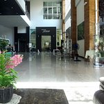 Lobby hall in front of Kaew Samui Restaurant