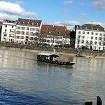 Rheinfähre Foto