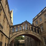 Nice piece of architecture in middle of oxford.