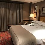 Our room at the Chesterfield