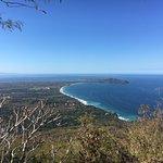 Punta Mita and Litibu from Monkey Mountain