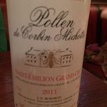 A delicious Saint Emilion Grand Cru