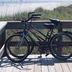 Bicycle on Sapelo Island