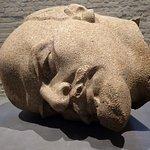 """Auch er ist in Spandau zu sehen, in der Ausstellung """"Enthüllt. Berlin und seine Denkmäler"""""""