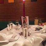 Einmal in der Woche Candle Light Dinner