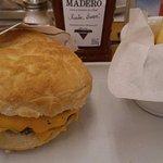 Hamburger de Cordeiro