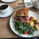 Giant ham sandwich!!!