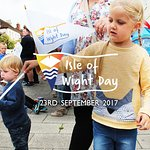 Isle of Wight Day 23rd September 2017