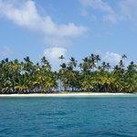 The quintessential San Blas Island