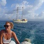 The ship and captain Rachel