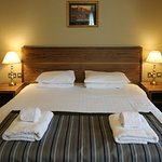Comfortable, newly refurbished bedrooms