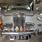 Pro milovníky starých aut je projížda veteránem velký zážitek.